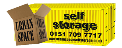 Urban Space Self Storage, Liverpool