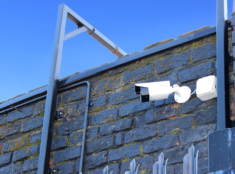 Urban Space Self Storage Liverpool: High-walled security, CCTV monitoring